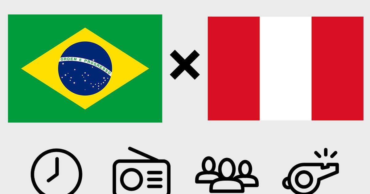 Brasil X Peru Horario Como Assistir E Tudo Sobre A Final Da Copa America Gzh