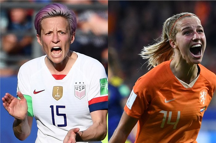 eef4dcafcf Final da Copa do Mundo: como EUA e Holanda se tornaram potencias no ...