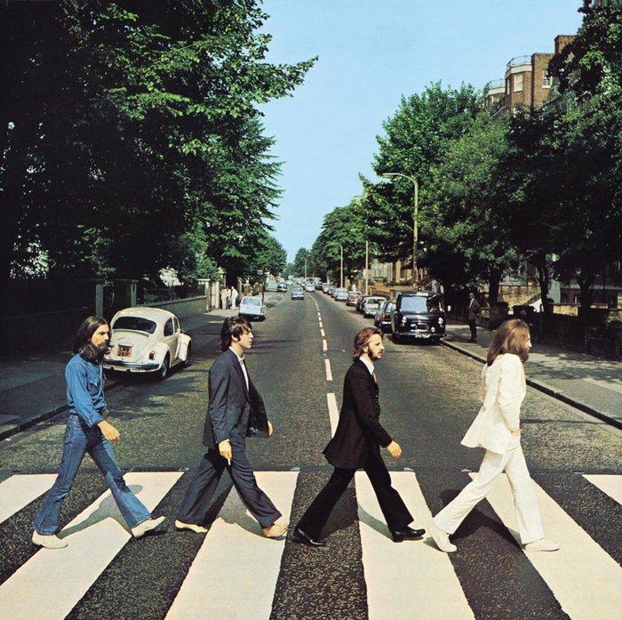 """Abbey Road"""": foto dos Beatles na faixa de pedestres é tão ..."""