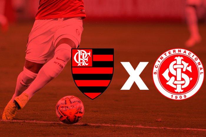 Resultado de imagem para Flamengo x Internacional: