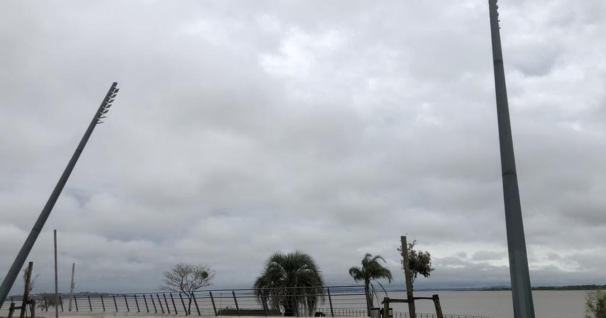 Previsão do tempo no RS: chuva diminui, mas ainda atinge grande parte do Estado nesta sexta