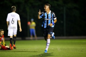 Rodrigo Fatturi / Grêmio/Divulgação