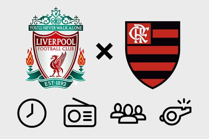 Liverpool X Flamengo Horário Como Assistir E Tudo Sobre O
