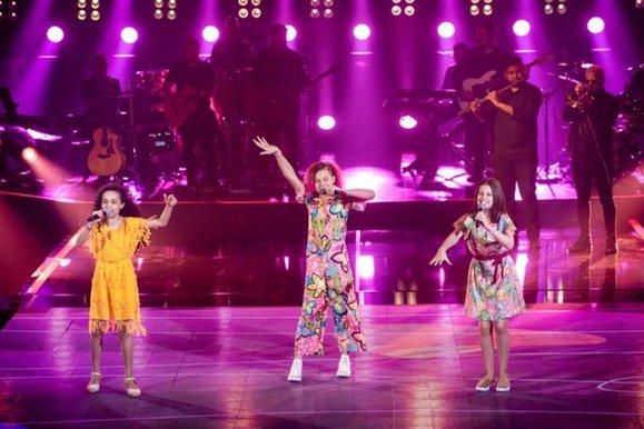 The Voice Kids Gauchos Ana Julia E Artur Sao Eliminados Neste Domingo Gzh