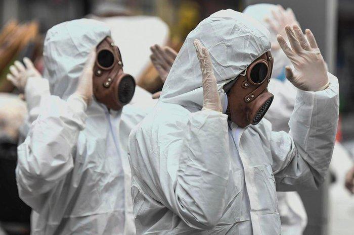 Pandemia de coronavírus exige o fim da onipotência e da ignorância ...