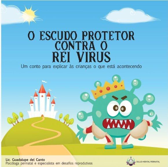 Livro Que Explica A Pandemia As Criancas E Outros Titulos Para Ler Com Elas Em Casa Donna