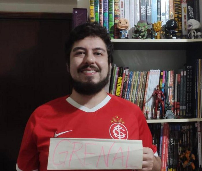Tiago Carrão Bertoldo / Arquivo Pessoal