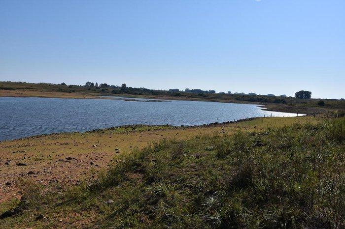 Em Bagé, barragem não consegue mais abastecer cidade