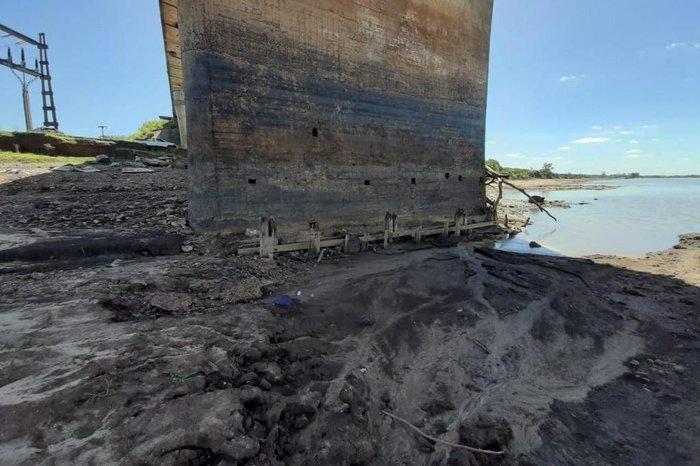 Rio Uruguai é um dos que mais preocupa, atualmente, no Estado