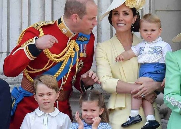 jornal revela como kate middleton e william educam os filhos sem gritos gzh como kate middleton e william educam