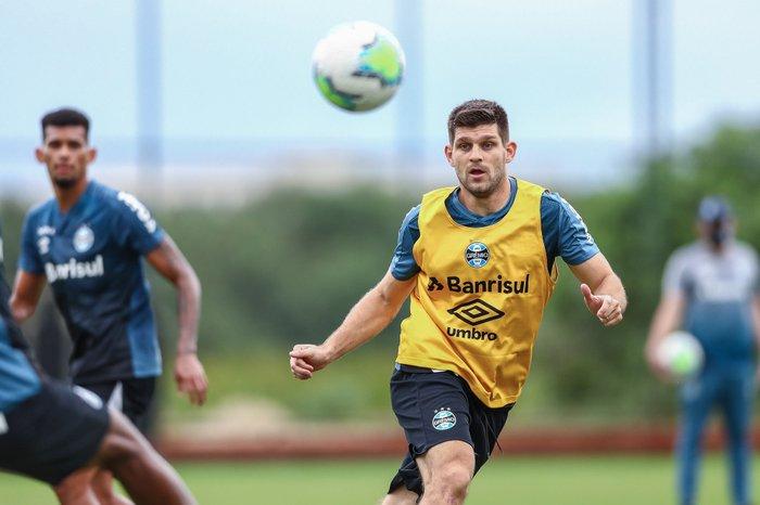 Lucas Uebel / Divulgação/Grêmio