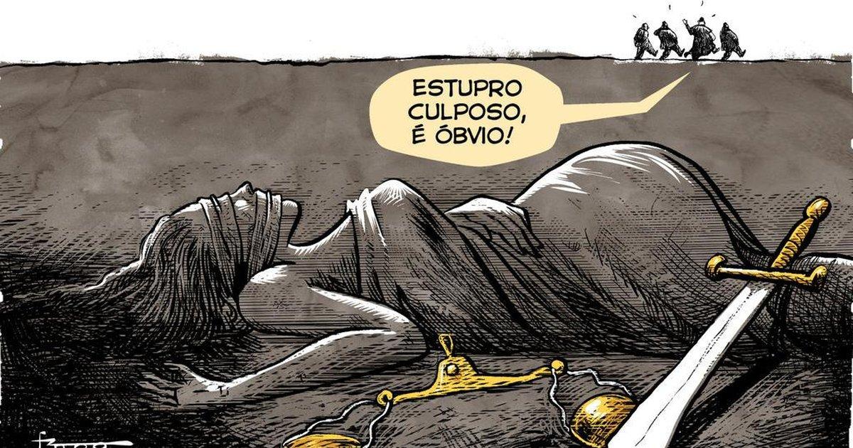 Gilmar Fraga: estupro culposo | GZH