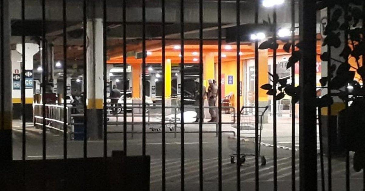 PM temporário e mais um homem serão autuados por homicídio qualificado após  morte em supermercado | GZH