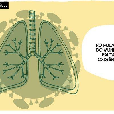 Gilmar Fraga: oxigênio