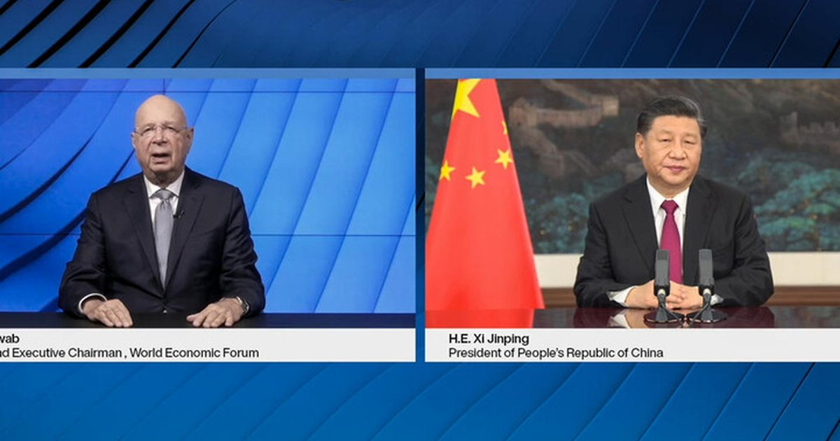 "Presidente chinês adverte sobre ""nova Guerra Fria"" no Fórum de Davos 