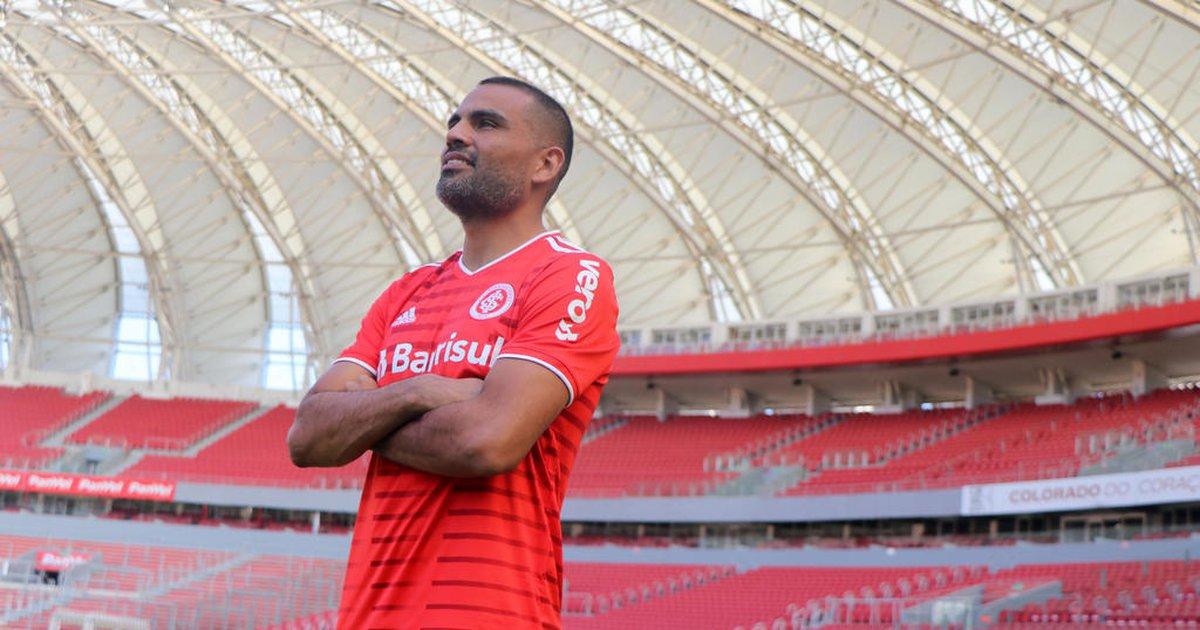 Gabriel Mercado sai no BID e pode estrear pelo Inter contra o Flamengo