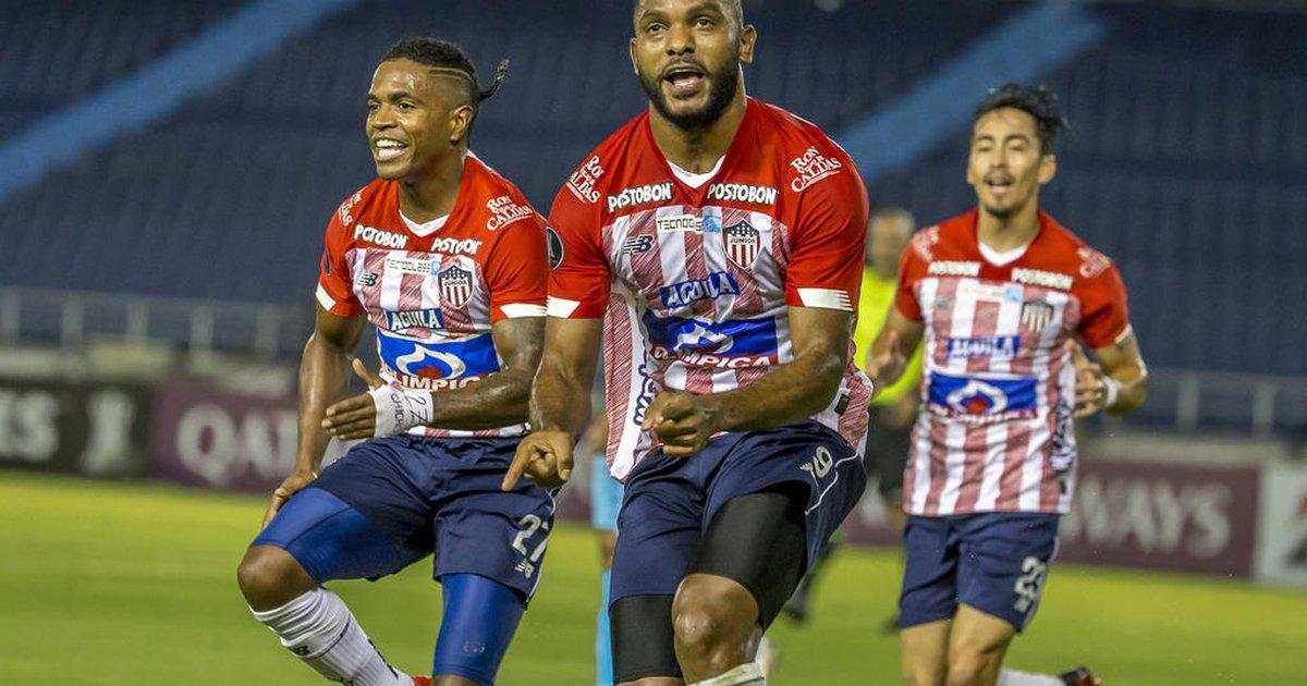 Artilheiro da Libertadores e referência na Colômbia: os números de Miguel Borja, novo reforço do Grêmio
