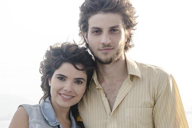 império,  Eliane ( Vanessa Giácomo ) e José Alfredo ( Chay Sued )<!-- NICAID(14896830) -->