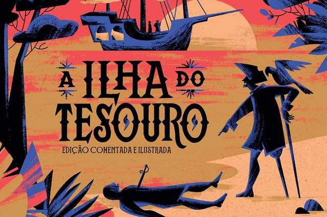 A ilha do tesouro ( Robert Louis Stevenson)<!-- NICAID(14911584) -->